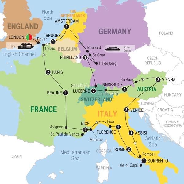 Luxury Central Europe Tours - Artisans of Leisure